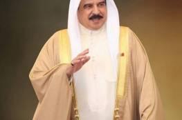 ملك البحرين:  موقف المنامة الراسخ والثابت يقضي بدعم القضية الفلسطينية والحقوق المشروعة للشعب الفلسطيني