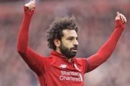 رسمياً .. صلاح يفوز بجائزة لاعب الشهر في الدوري الإنجليزي