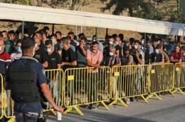 80_90 ألف عامل من الضفة يتوجهون للعمل في الداخل المحتل غداً