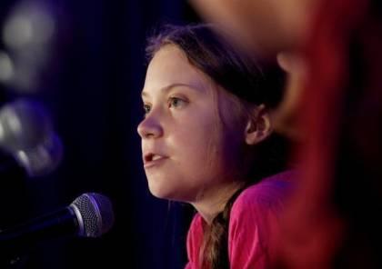 """ناشطة المناخ السويدية تونبرج تستغل""""جائزة نوبل البديلة"""""""