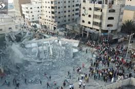 الرفاعي: تدمير مركز المسحال اعتداء على الثقافة الفلسطينية