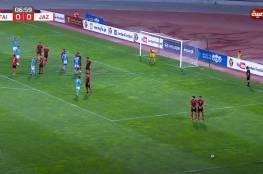 ملخص أهداف مباراة الجزيرة والفيصلي في الدوري الأردني 2020 الإياب