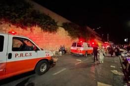 افتتاح مستشفى ميداني لعلاج المصابين في القدس