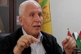 الأحمد: حماس لا تمتلك إرادة إنهاء الانقسام  ويكشف سبب عدم إرسال الوفد المصري لغزة