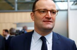 إصابة وزير الصحة الألماني بفيروس كورونا