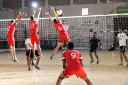 غزة: اتحاد الطائرة يكشف مكافآت أبطال الموسم