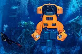 منصات متحركة لشحن الروبوتات التي تستكشف أعماق البحار وتفريغ البيانات منها