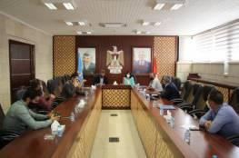 التوقيع على اتفاقية لانشاء مراكز عزل في مخيمات نابلس ضمن الجهود المبذولة لمواجهة كورونا