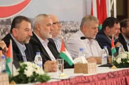 وفد قيادة حماس الخارج يغادر غزة للجانب المصري عبر معبر رفح