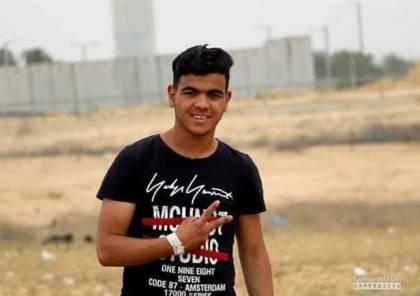 استشهاد شاب واصابة طفل برصاص الاحتلال في قطاع غزة