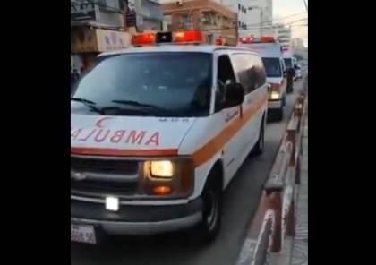 شاهد.. صفارت الانذار تدوي في قطاع غزة بسبب كورونا.. والصحة تحذر من خطورة الوضع الصحي