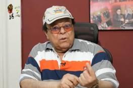"""وفاة الفنان المصري إبراهيم نصر صاحب """"الكاميرا الخفية"""""""