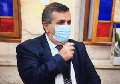 إصابة رئيس بلدية بيت لحم بفيروس كورونا