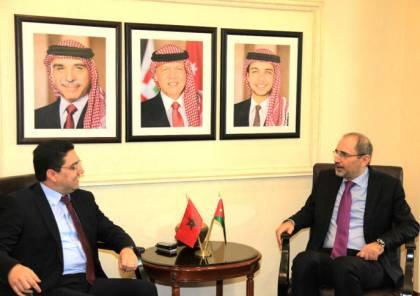 الأُردن والمغرب يؤكدان تعاونهما لحماية المقدسات في القدس