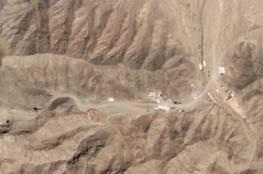 """موقع أمريكي ينشر صورة فضائية لنفق """"غامض الغرض"""" غربي الصين"""