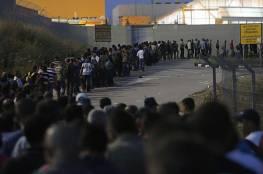 توجه إسرائيلي لزيادة تصاريح العمال الفلسطينيين