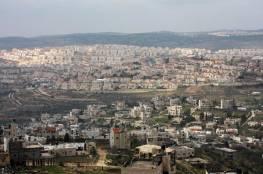 الاحتلال يخطر 8 منازل قيد الإنشاء وغرفاً زراعية بوقف البناء غرب بيت لحم
