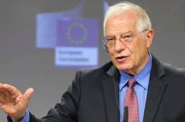 """الاتحاد الأوروبي: إرجاء الانتخابات الفلسطينية """"مخيب جدا للآمال"""""""