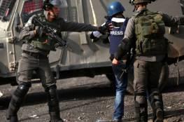 لجنة دعم الصحفيين: الاحتلال يواصل استهداف عين الصحفيين ليوقع بهم إصابات قاتلة