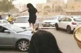 فيديو: رقص طالبات على السيارات في الكويت يثير ضجة