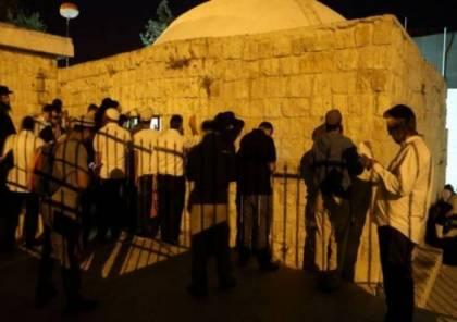خوفا من مواجهات: الاحتلال يلغي دخول 1500 يهودي إلى قبر يوسف