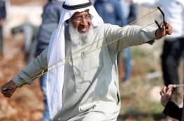 """قوات الاحتلال تعتقل رمز المقاومة """"سعيد عرمه"""" من منزله برام الله"""
