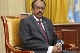 الرئيس الصومالي يوقع على قانون مثير للجدل.. اليك تفاصيله