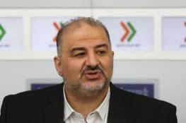 عباس: سنتوصل إلى اتفاق بشأن قانون لم الشمل حتى الأربعاء المقبل