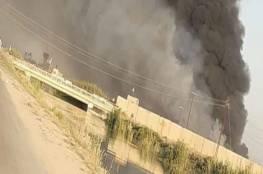 """العراق: """"إسرائيل"""" قصفت موقع الحشد الشعبي قبل أيام"""