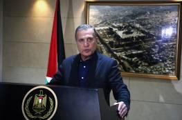 الرئاسة تدين التصعيد الإسرائيلي الذي أدى إلى استشهاد ضابطين وأسير محرر في جنين