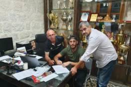 هلال القدس يضم ثلاثة لاعبين جدد ويحافظ على مجموعة من لاعبيه