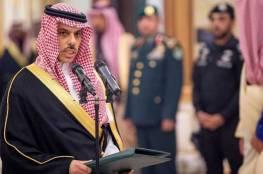 فيصل بن فرحان :أمن المنطقة يحتل اهتمامات الدول الأوروبية وإدارة بايدن