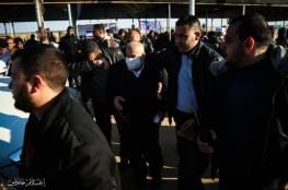 إصابة النائب الأول لرئيس المجلس التشريعي بالاختناق شرق خانيونس