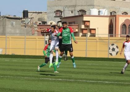 4 مباريات في دوري غزة اليوم الأحد
