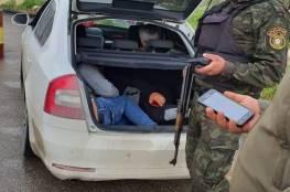 إلقاء القبض على مهرب عمال من الداخل المحتل للضفة الغربية للتهرب من فحص كورونا