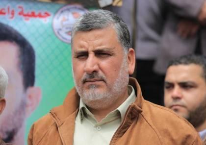 """قيادي في """"الجهاد"""" يطالب بوقف التلاعب بمصير وحقوق اللاجئين"""