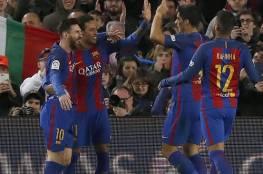 برشلونة في الموسم الحالي .. 11 انتصار بنتائج مفيدة ضد الباريسي