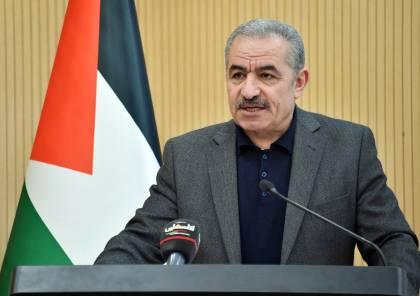 رئيس الوزراء الفلسطيني: عمر البرغوثي قضى سنوات عمره بمواجهة الاحتلال
