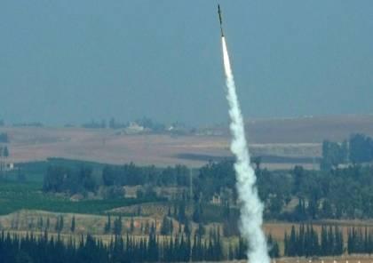 سقوط صاروخ اطلق من غزة قرب عسقلان بعد قصف الاحتلال نقاط رصد للمقاومة