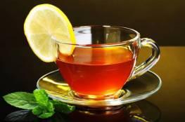 ما هي فوائد الشاي بالليمون؟