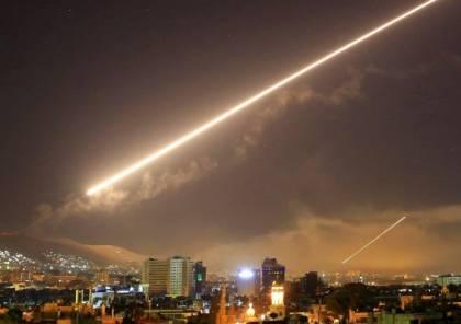 القصف الإسرائيلي لمطار دمشق دمر طائرة أسلحة إيرانية ومقتل طاقمها