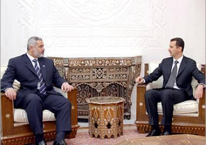 إيران تتوسط بين الأسد وحماس لإعادة بناء تحالفهما..