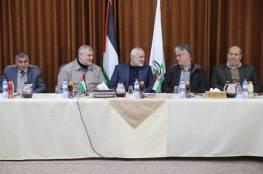 عقب اجتماع هنية بهيئة مسيرات العودة.. حماس تكشف عن نتائج زيارة وفدها لمصر