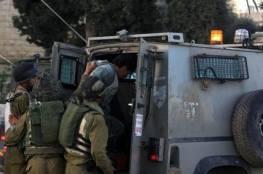 الاحتلال يعتقل شاباً من بلدة قباطية جنوب جنين