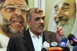 الرشق: نسعى للشراكة في إدارة الشأن الفلسطيني بعد الانتخابات