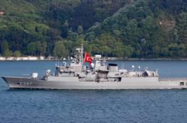 حادث خطير بين فرقاطتين تركية ومصرية خلال تدريبات في المتوسط