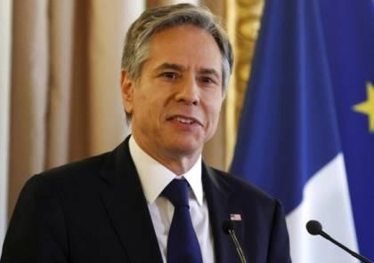 بلينكن يؤكد أن الضربات الجوية الأمريكية وجهت رسالة قوية للفصائل الموالية لإيران