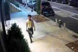 شرطة نيويورك تنشر فيديو لمحاولة سرقة وهجوم تعرضت له سائحة روسية في مانهاتن