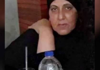 وفاة الأسيرة المحررة نادية محاميد من يافا