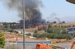 اطلاق 3 صواريخ على اسرائيل من لبنان وجيش الاحتلال يرد بقصف مدفعي